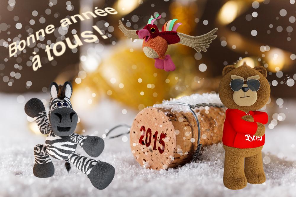 Adieu 2014, bonne Année 2015 et revenons sur l'auto-édition