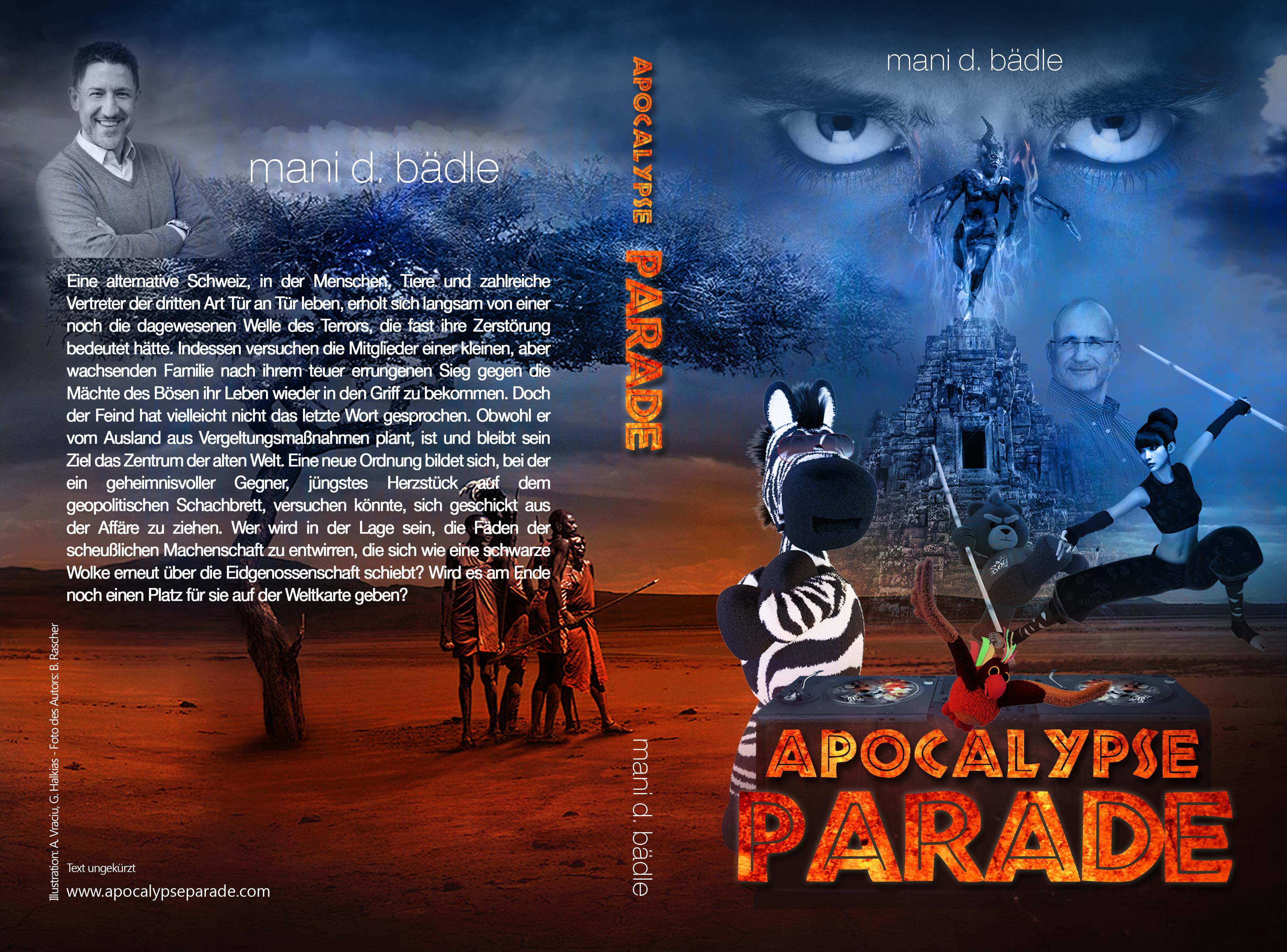 Apocalypse Parade DE